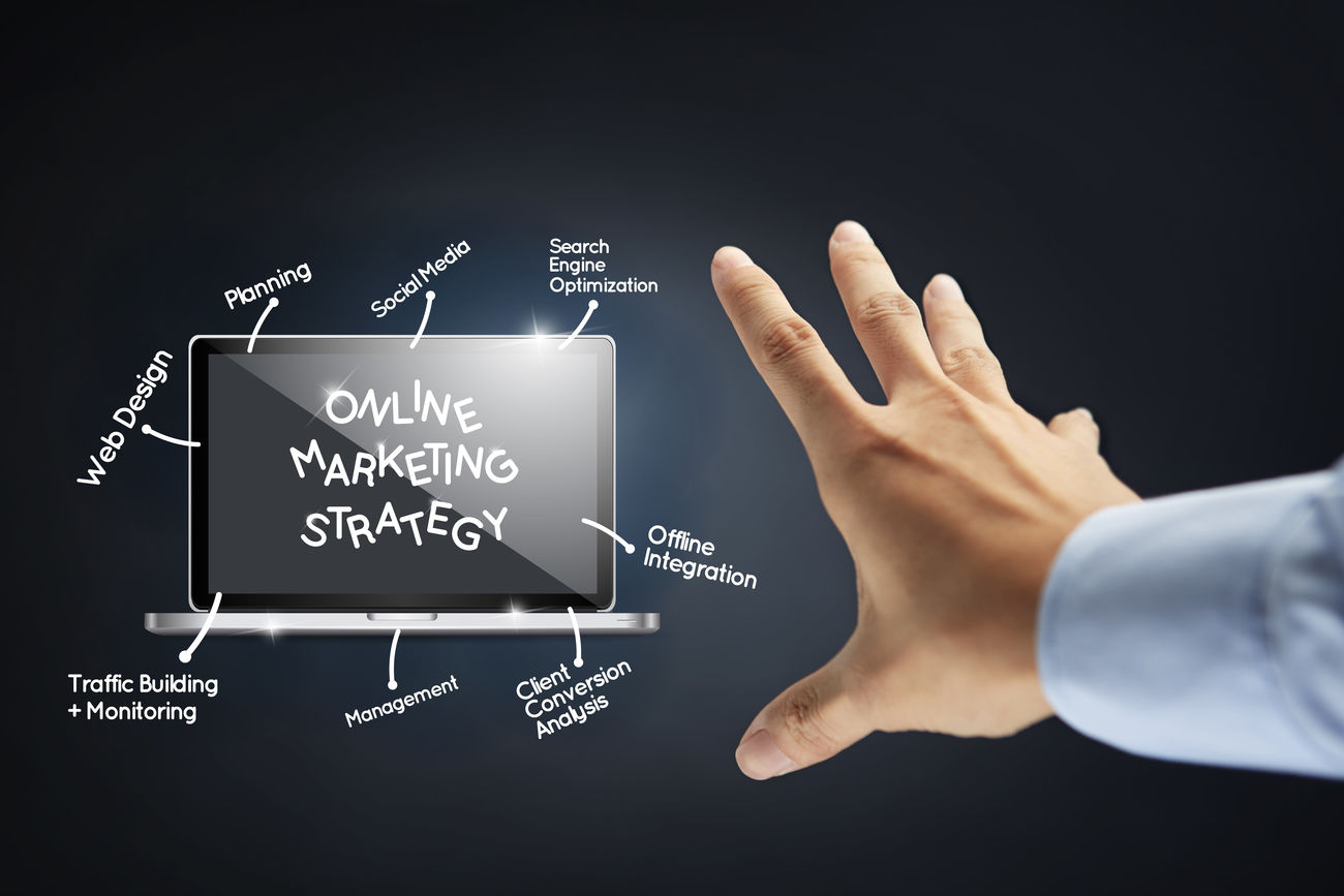 Hand-pointing-elements-for-online-marketing