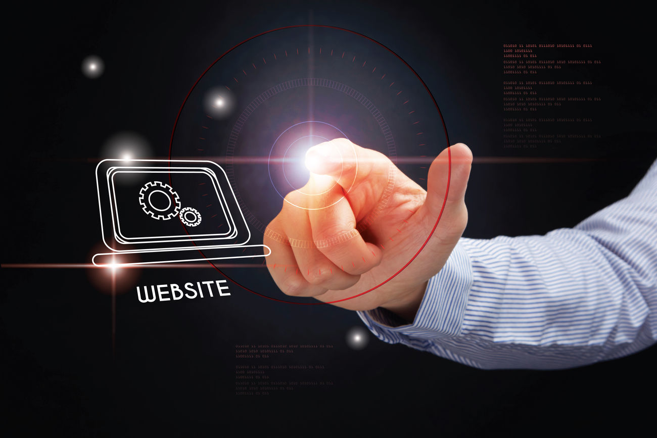 hand-pointing-with-website-development-concept